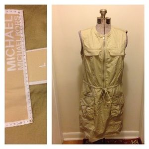 Large dress by Michael Michael Kors.